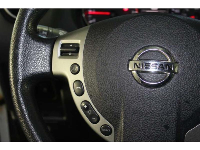 Nissan Rogue 25