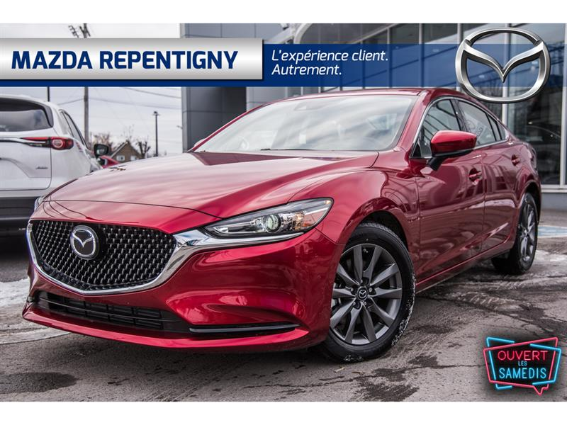 Mazda Mazda6 GS-L Turbo BA 2019