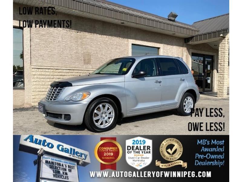 2007 Chrysler PT Cruiser Hatchback* 4Door #24545
