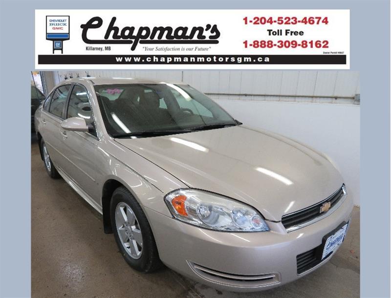 2009 Chevrolet Impala LS #L-036A