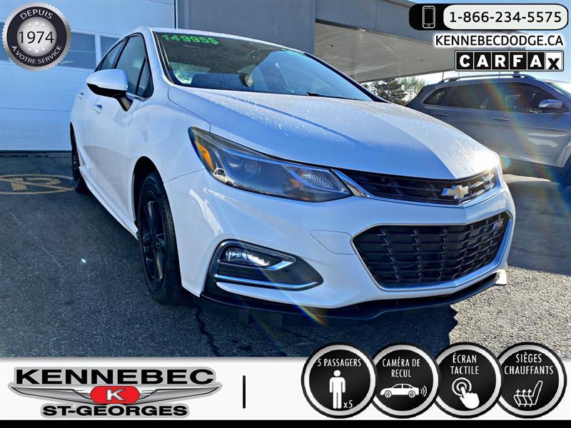 Chevrolet Cruze 2017 4dr Sdn 1.4L LT w-1SD #40536A