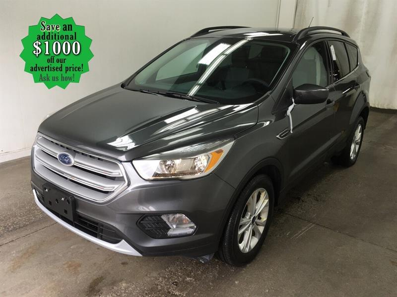 2018 Ford Escape SE* 4wd/Htd seats/B. tooth #24600
