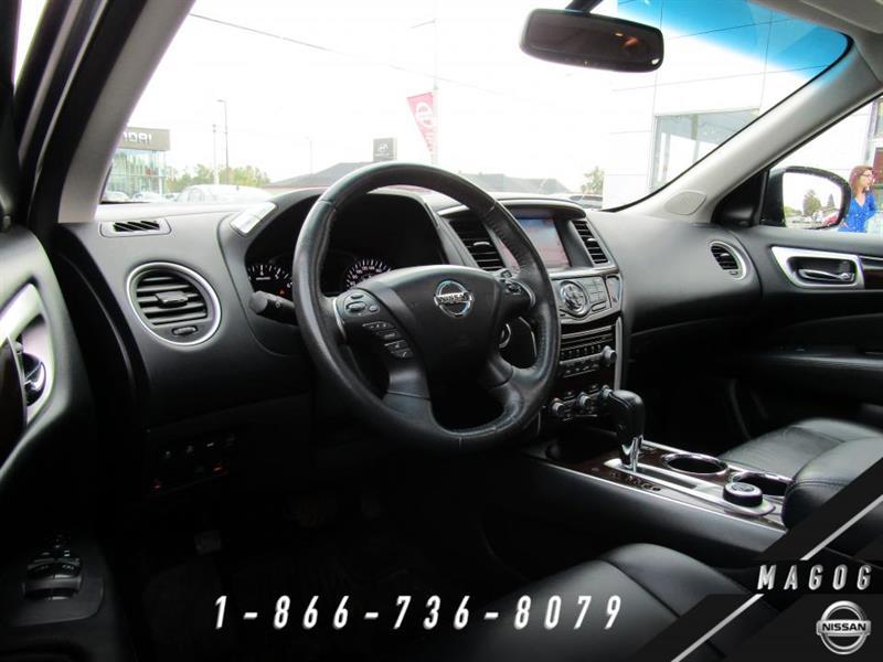 Nissan Pathfinder 5