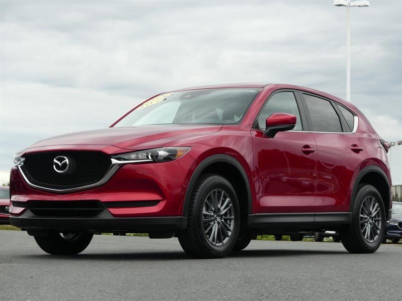 Mazda CX-5 GX AWD DEMONSTRATEUR 2020