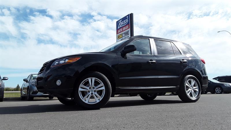 2010 Hyundai Santa Fe Limited 3.5 #p736