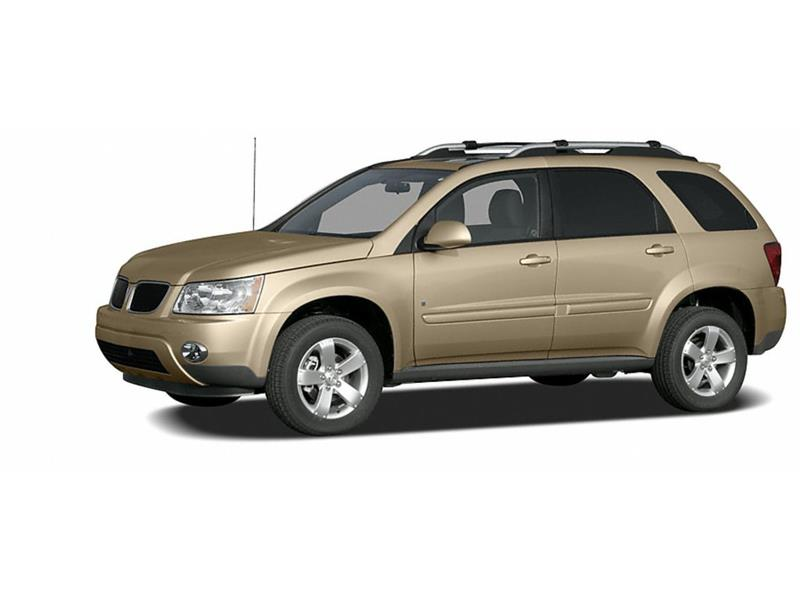 2006 Pontiac Torrent Sport #P741