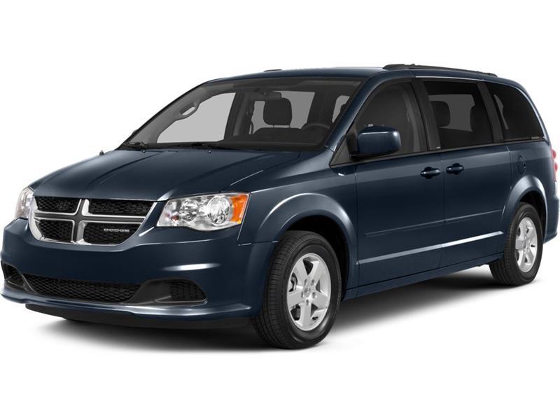 2013 Dodge Grand Caravan SE/SXT #P742