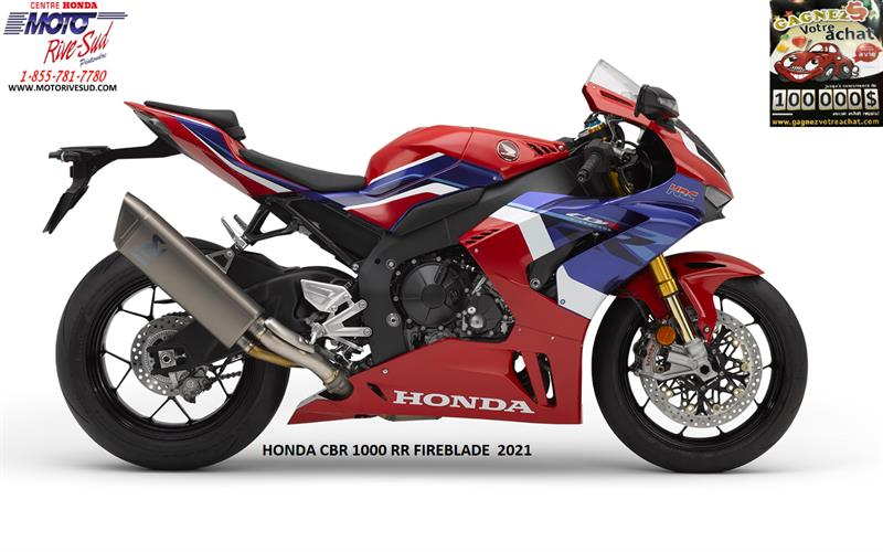 Honda CBR1000RR 2021 FIREBLADE