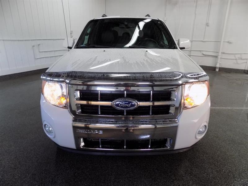 Ford Escape 4WD 3