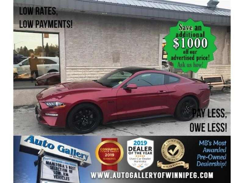 2019 Ford Mustang GT* B.cam/B.tooth/V8 #24610