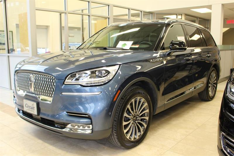 Lincoln Aviator Ultra TI 2020