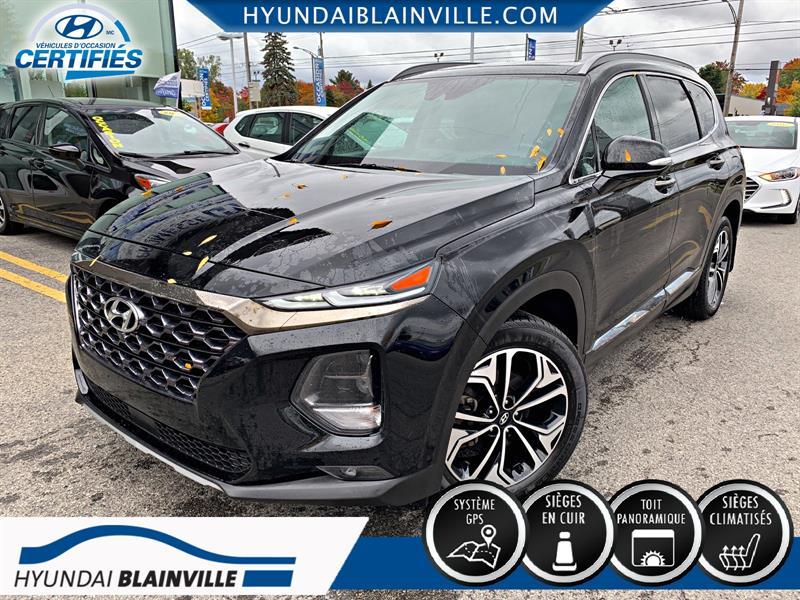 Hyundai Santa Fe 2.0 TURBO ULTIMATE AWD,NAVIGAT 2019