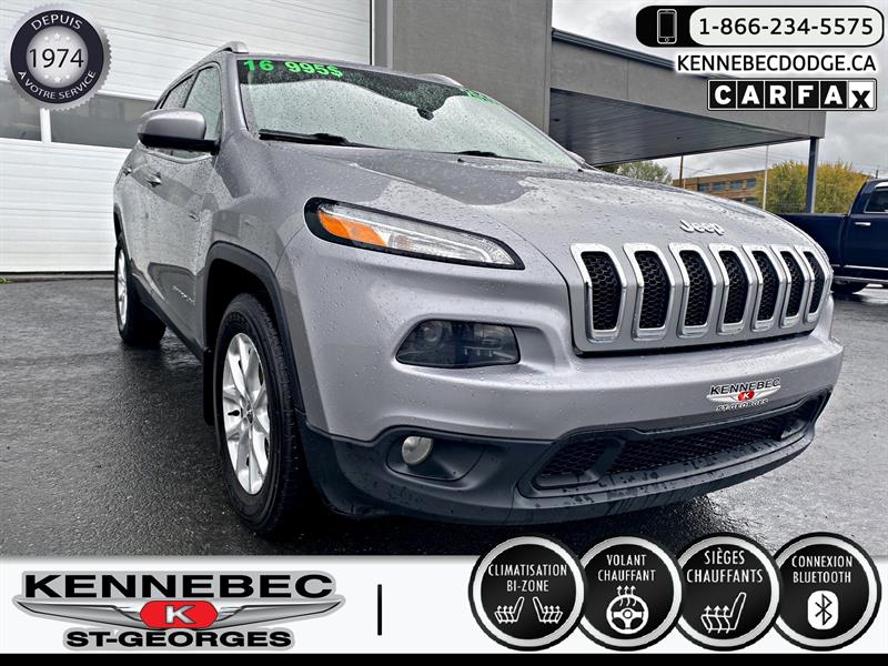 Jeep Cherokee 2016 4WD 4dr North #40493A