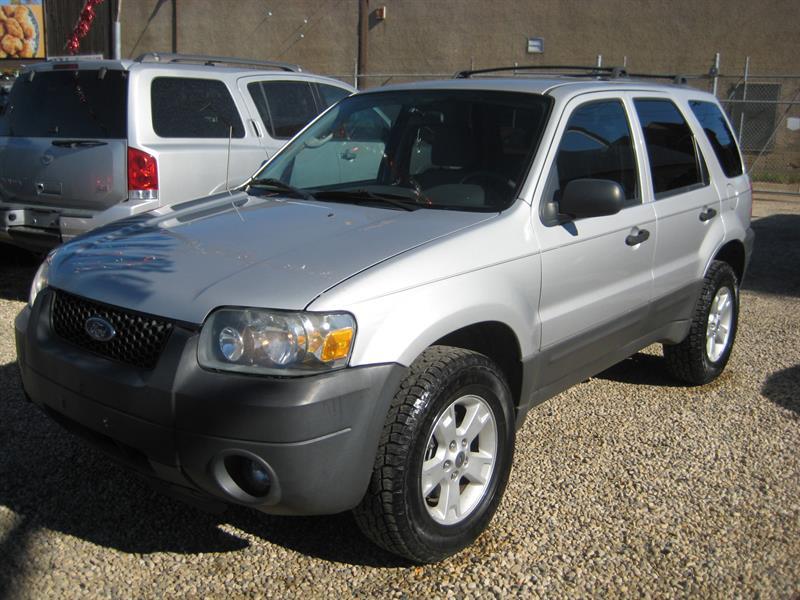 2005 Ford Escape 4dr XLT Auto 4WD #E29862