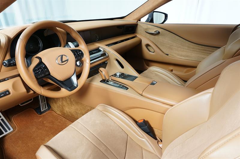 Lexus LC 10