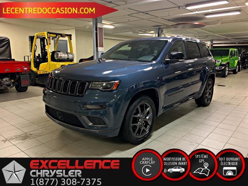 Jeep Grand Cherokee LIMITED X 4X4 *CUIR/TOIT/NAV/T 2020