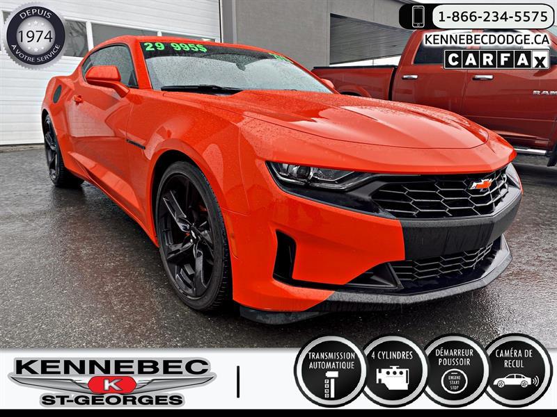 Chevrolet Camaro 2019 2dr Cpe #40294B