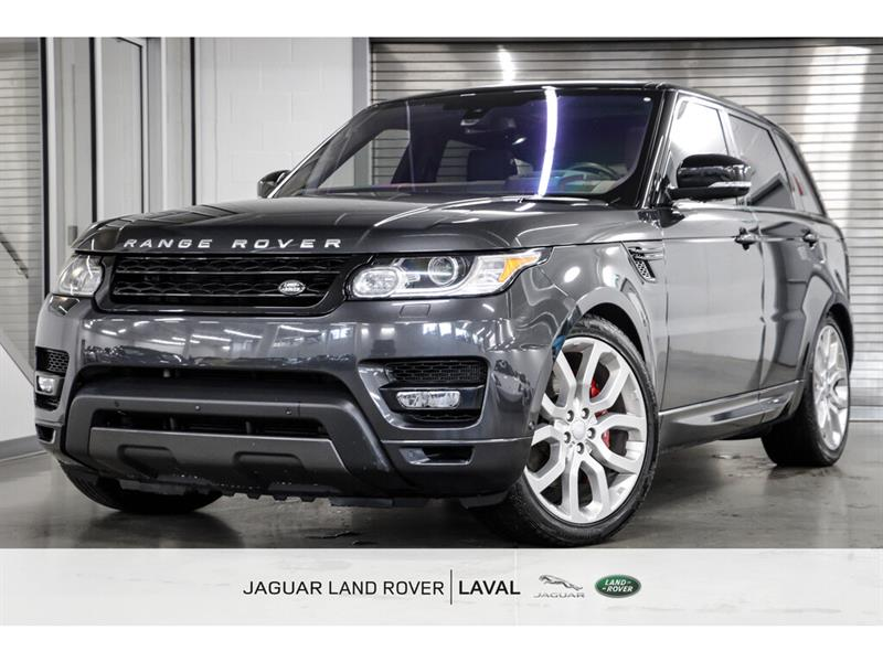 Land Rover Range Rover V8 Supercharged Dynamic BALANC 2016