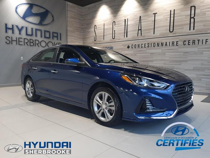 Hyundai Sonata PREFERRED TOIT CAMERA BANCS/VO 2019