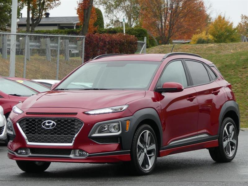 2020 Hyundai  Kona 1.6T TREND AWD NEUF!