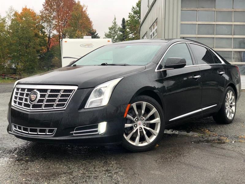 Cadillac XTS PREMIUM, AWD, CRUISE ADAPTATIF 2015