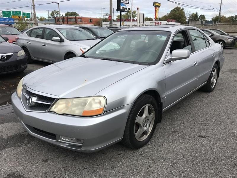2002 Acura 2.5 TL