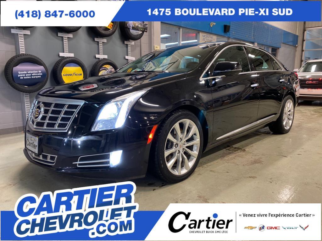 Cadillac XTS 4 LUXURY *AWD**NAVIGATION** 2015