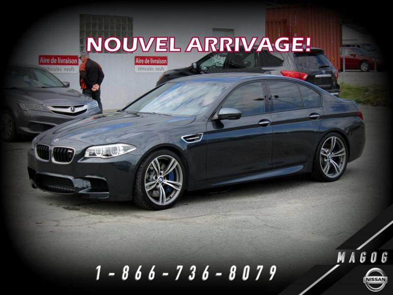 2016 BMW  M5 COMPETITION PACK + B&O + A