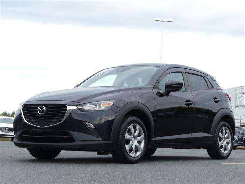 2018 Mazda  CX-3 GX AWD JAMAIS ACCIDENTE!