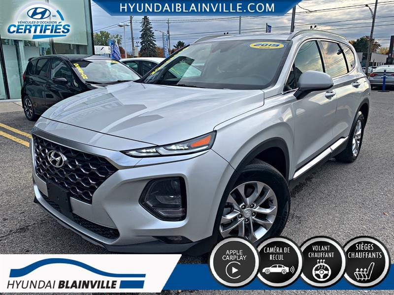Hyundai Santa Fe 2.4L ESSENTIEL AWD MAGS, APPLE 2019