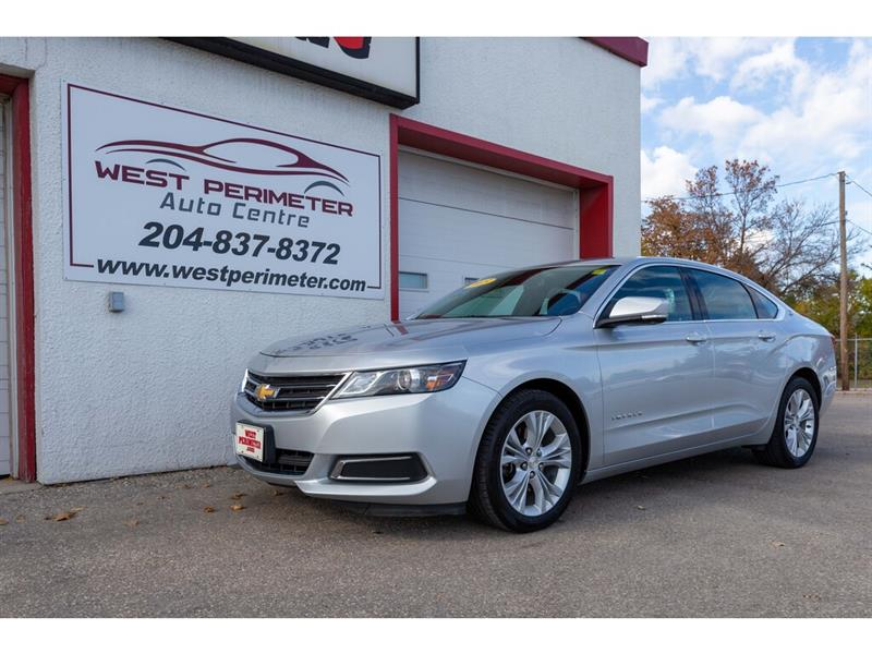 2015 Chevrolet Impala 1LT 40,000 KM * PWR SEAT *B/UP CAM * BLUETOOTH * #5812