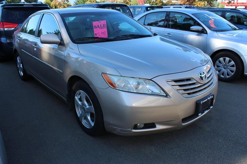 2007 Toyota Camry XLE - Bluetooth. Power Moonroof. Leather #P2400A (KEY 43)