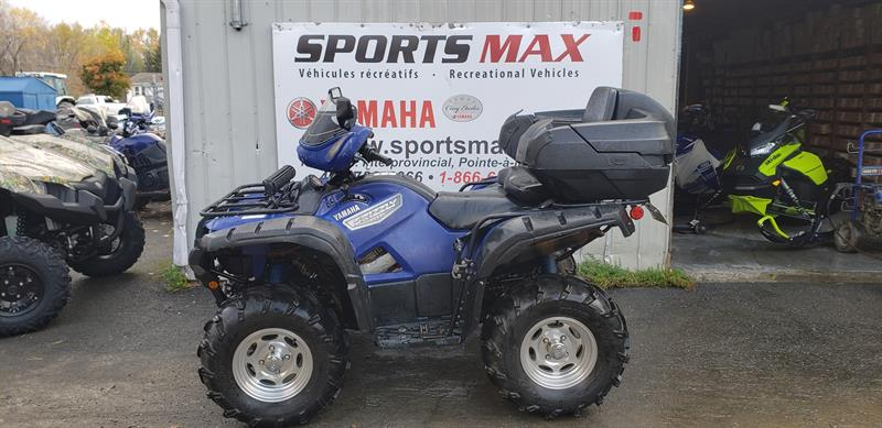 Yamaha Grizzly 700 2007