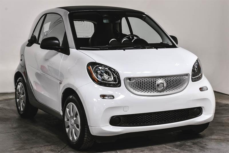 Smart Fortwo CUIR A/C  BLUETOOTH 2016