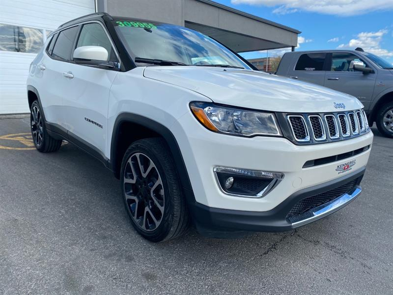 Jeep Compass 2019 Limited 4x4 #05330
