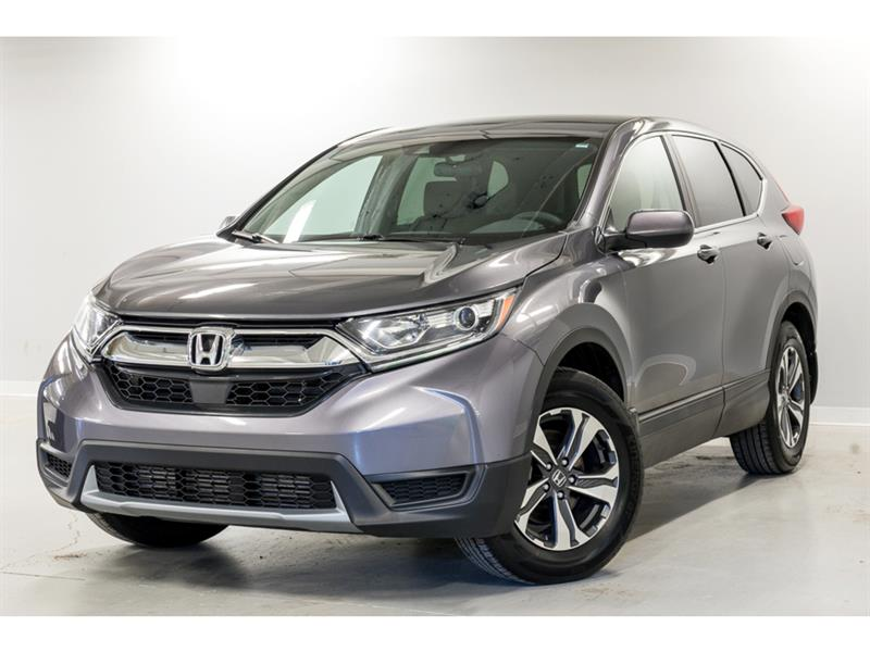 2018 Honda  CR-V LX AWD - Démarreur à distance