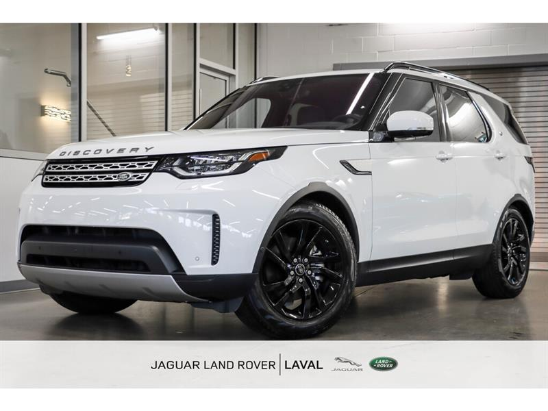 Land Rover Discovery HSE Td6 *7 PASSAGERS, NOUVELLE 2019