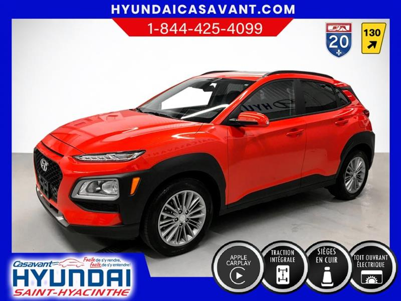 Hyundai Kona 2.0L Luxe AWD 2020