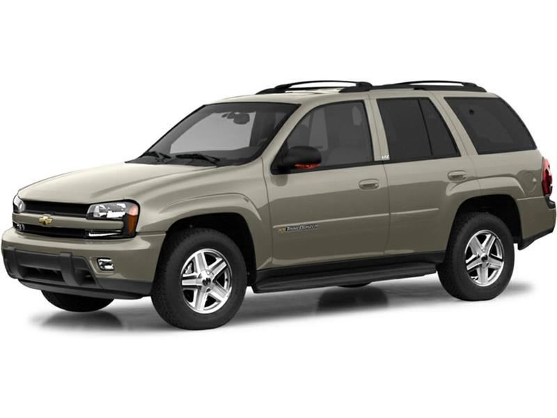 2003 Chevrolet Trailblazer LS #P696