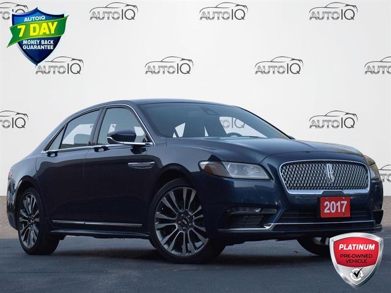 2017 Lincoln Azure