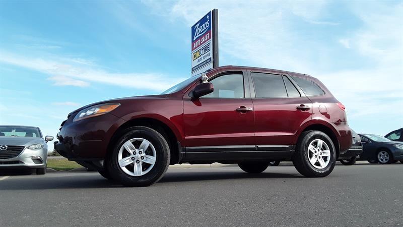 2009 Hyundai Santa Fe GL #p734
