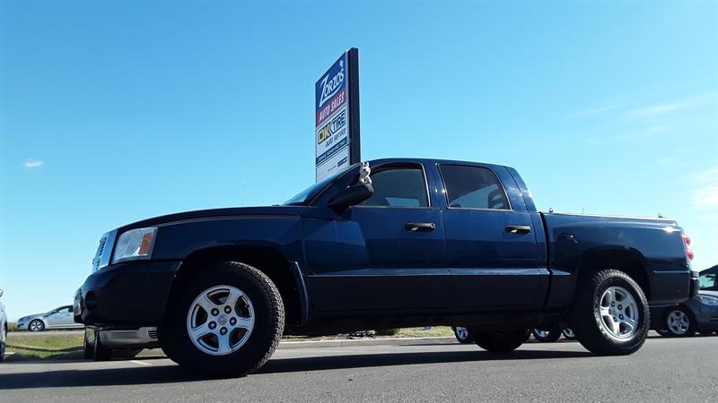 2007 Dodge Dakota SLT #p739
