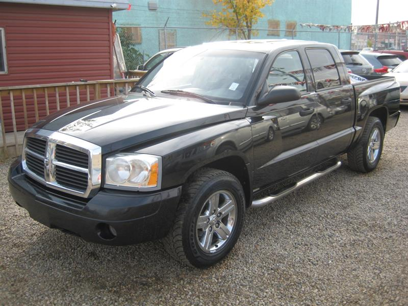 2007 Dodge Dakota 4WD Quad Cab 131.3 SLT #245614