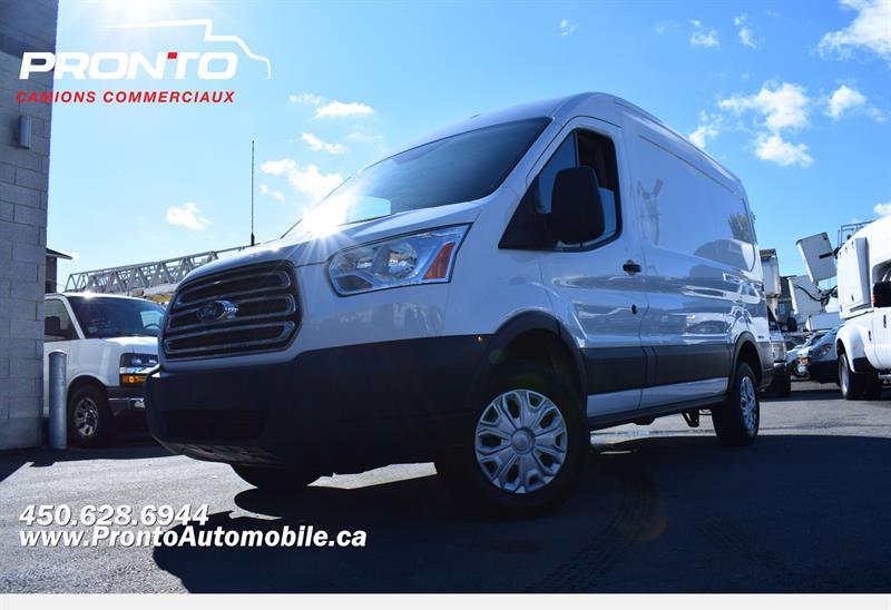 Ford Transit Cargo Van 2015 T-250 ** Med Roof / Toit Moyen ** 130WB **  #1381