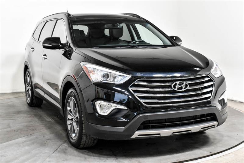 Hyundai Santa Fe XL 1