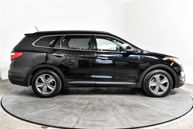 Hyundai Santa Fe XL 11