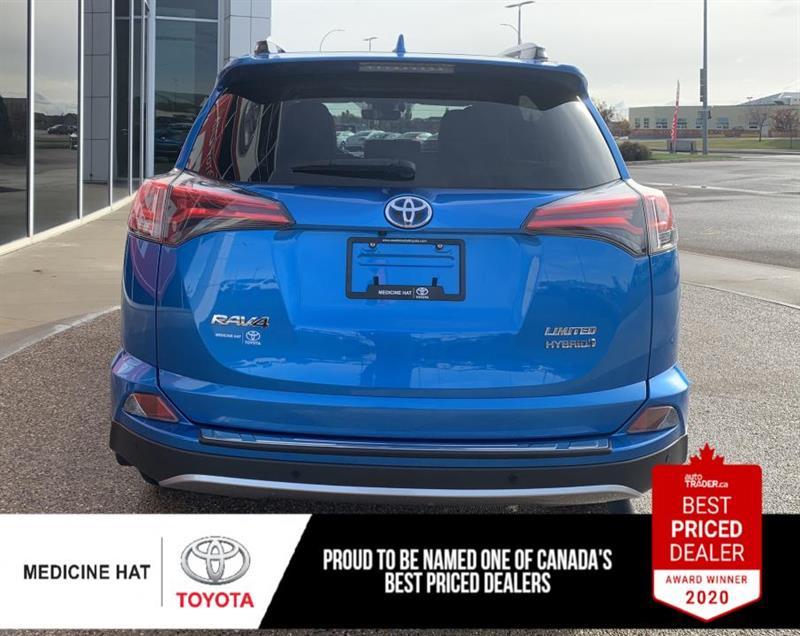 toyota RAV4 hybride 2017 - 3
