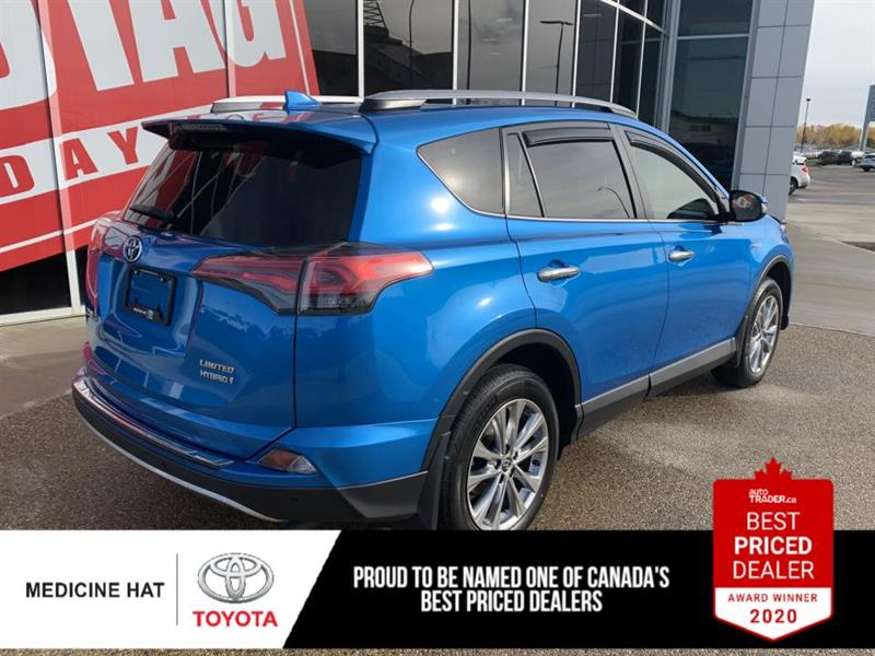 toyota RAV4 hybride 2017 - 4