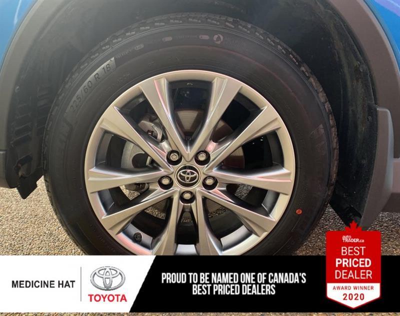 toyota RAV4 hybride 2017 - 8