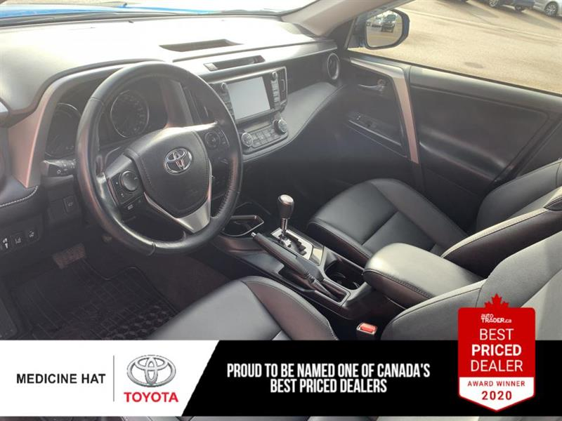 toyota RAV4 hybride 2017 - 9